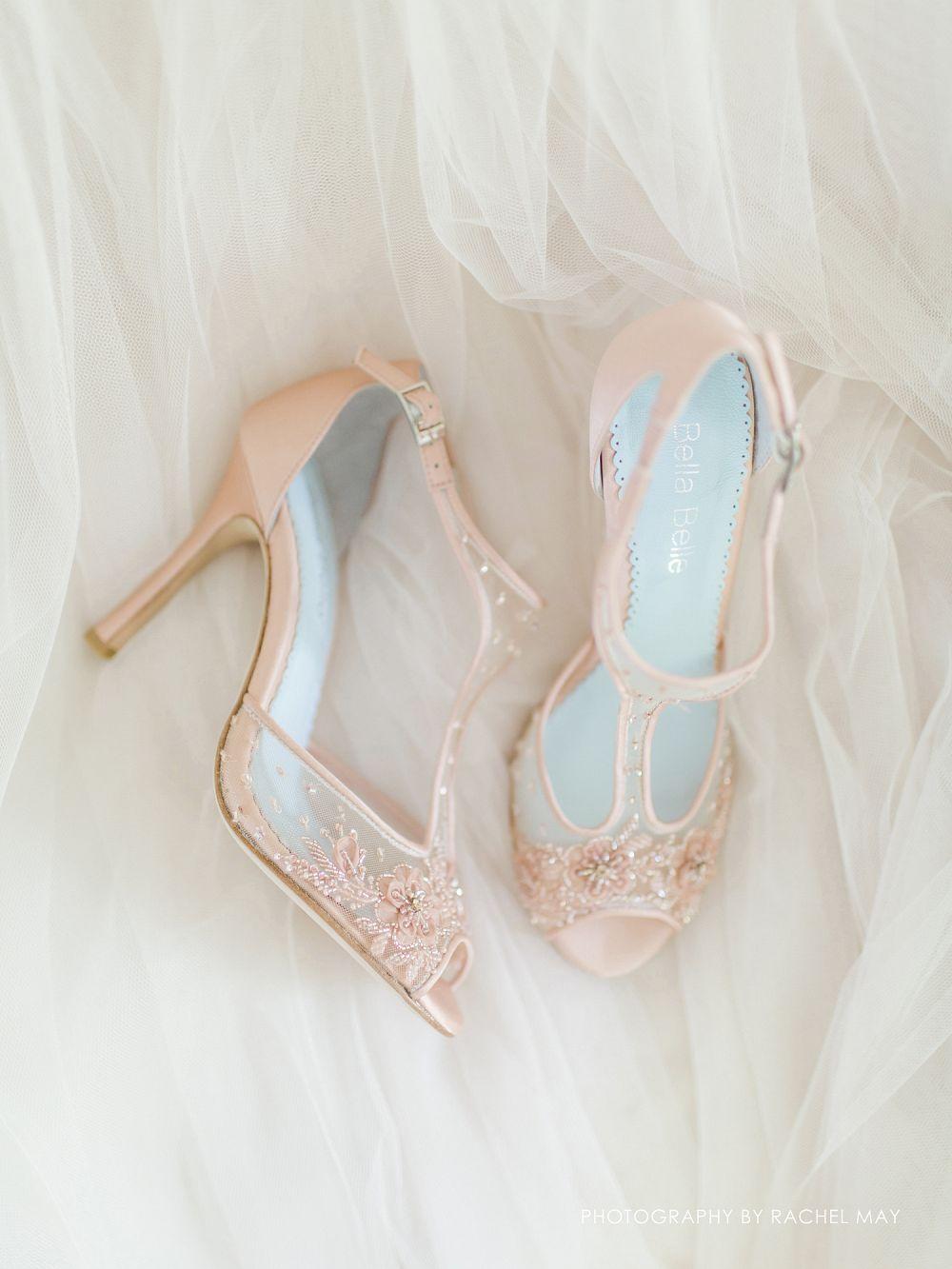Fine Art accessories - wedding shoes by Bella Belle Shoes | Wedding ...