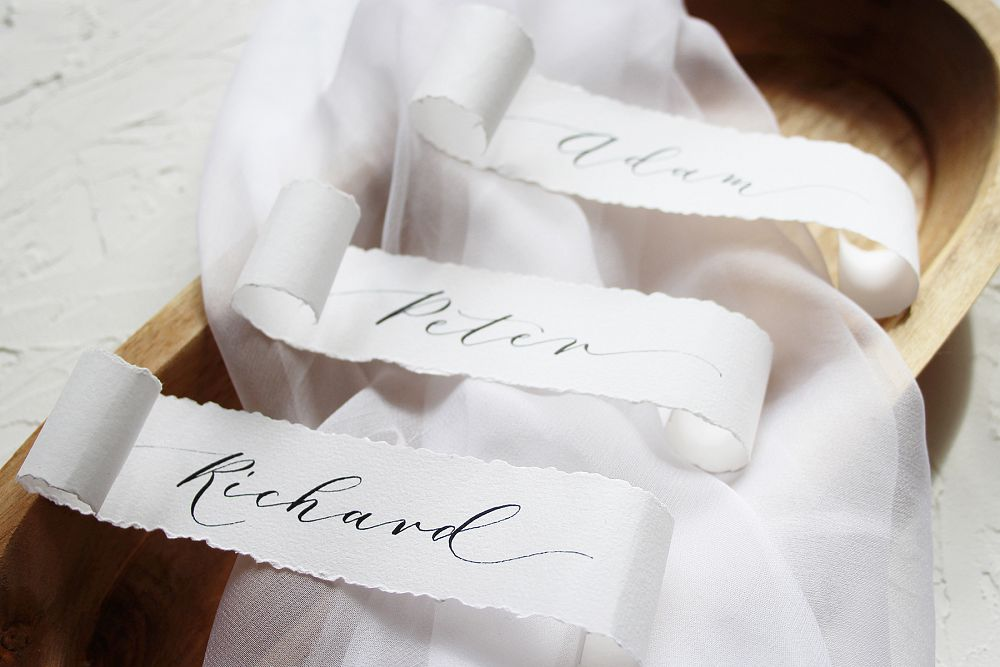 Letter & Vine - Calligraphy and wedding Stationery for Fine