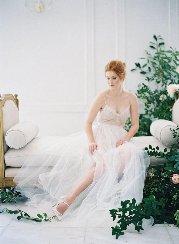 944f1f56b83dd Lush Spring Garden Bridals in fine art accessories by Kurt Boomer ...