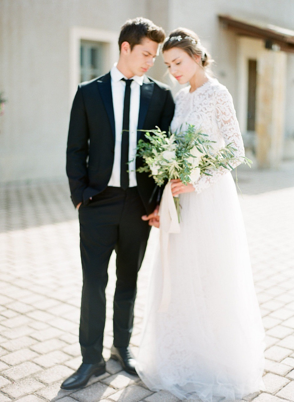 Rustic Estate Wedding Inspiration in Greece