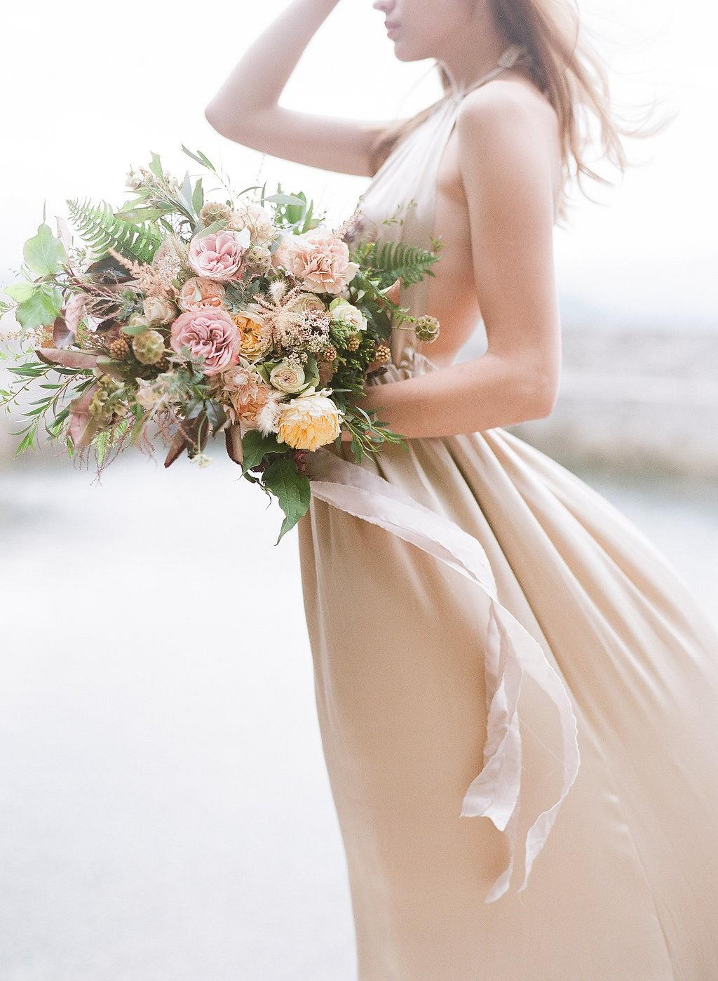 Exotic Bridal Boudoir in Hong Kong