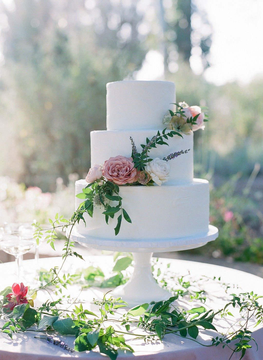 Dreamy and Elegant Pastel Wedding