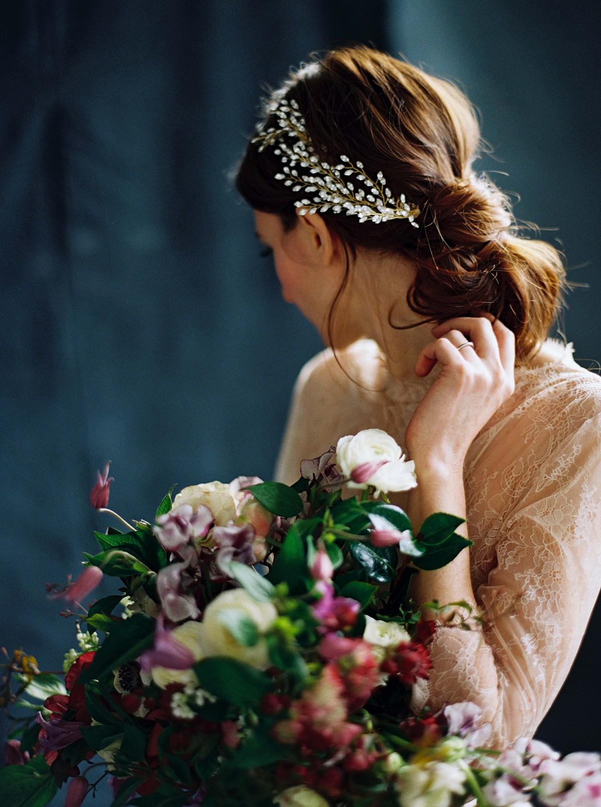 Timeless Bridal Accessories by Melinda Rose Design