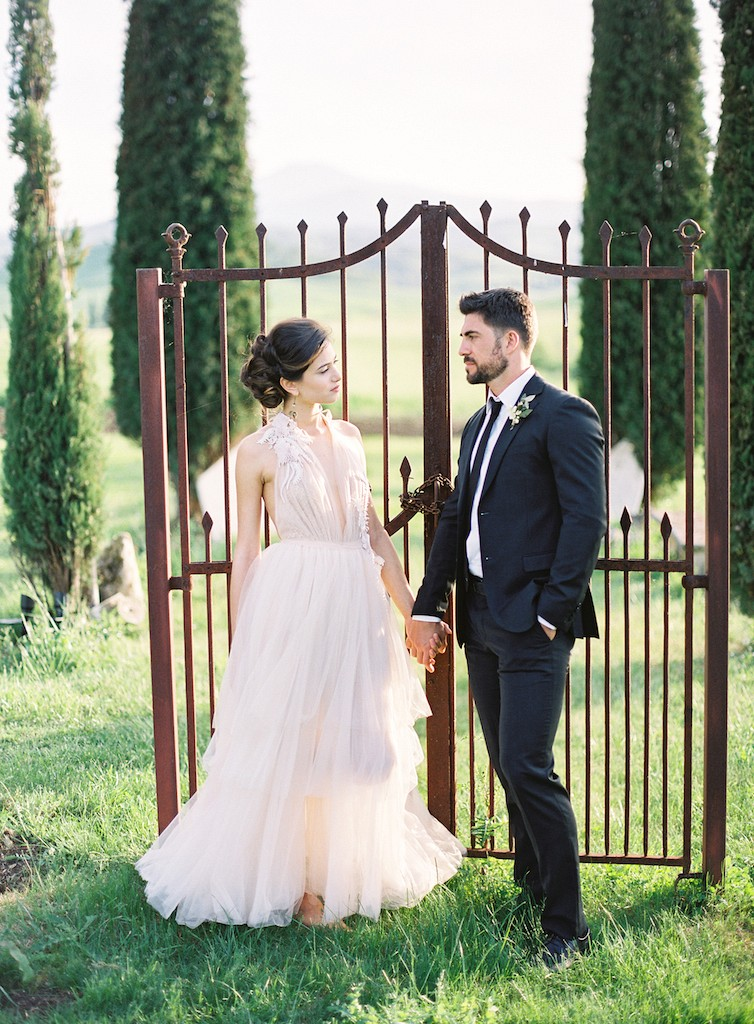 Tuscan Villa Wedding Ideas