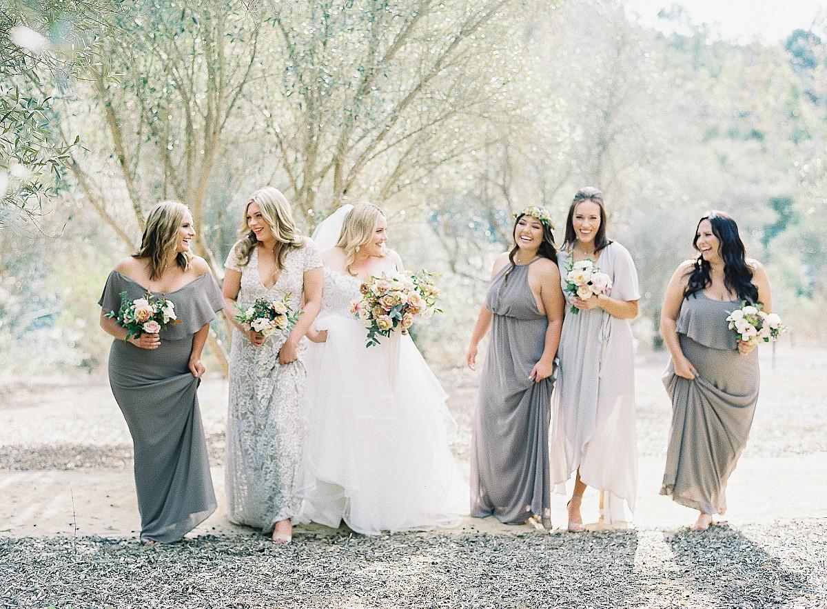 Sposto Photography - Top 10 Bridesmaid dresses - Wedding Sparrow fine art wedding blog