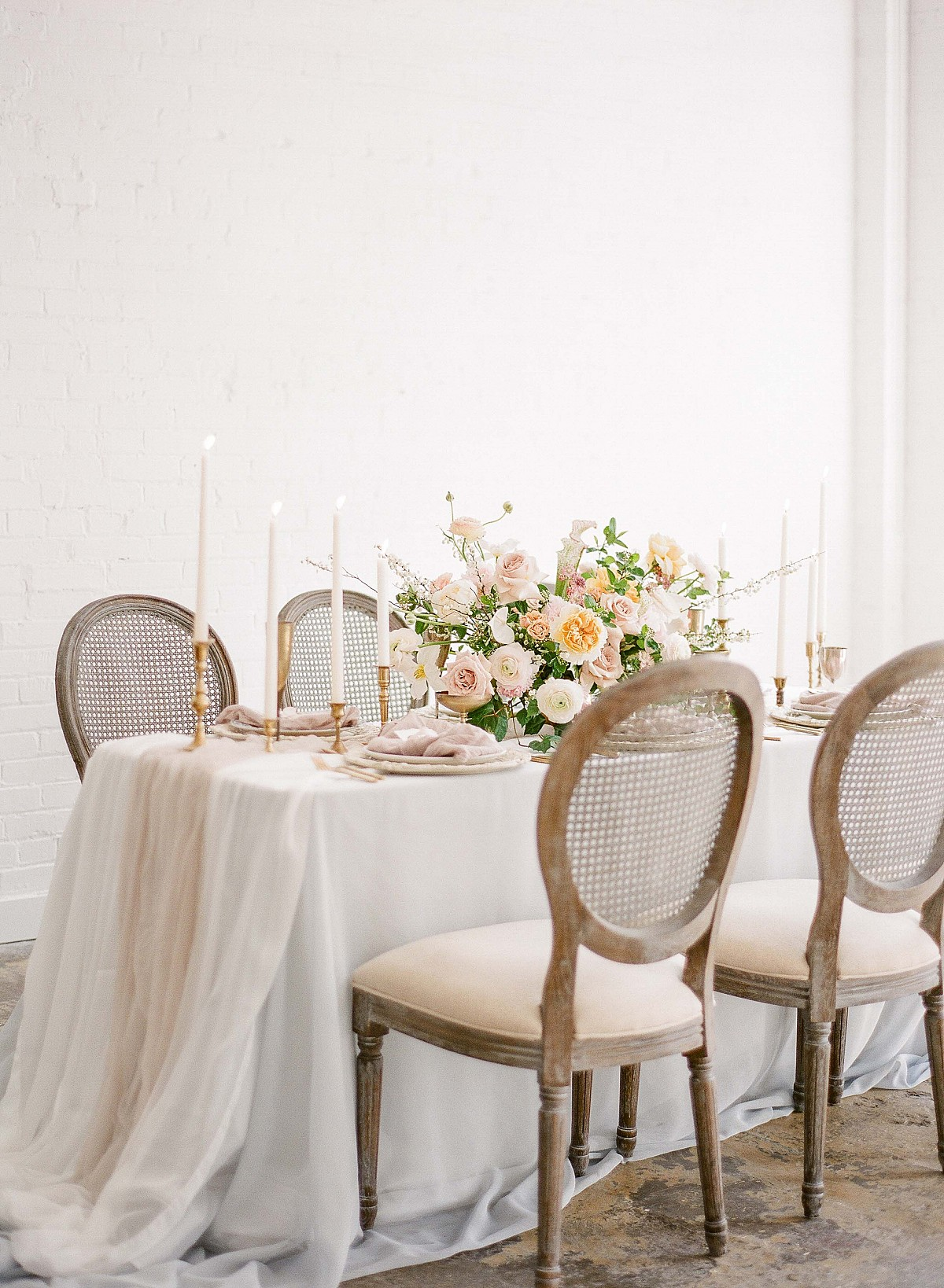 Soft and Feminine Pastel Bridal Inspiration