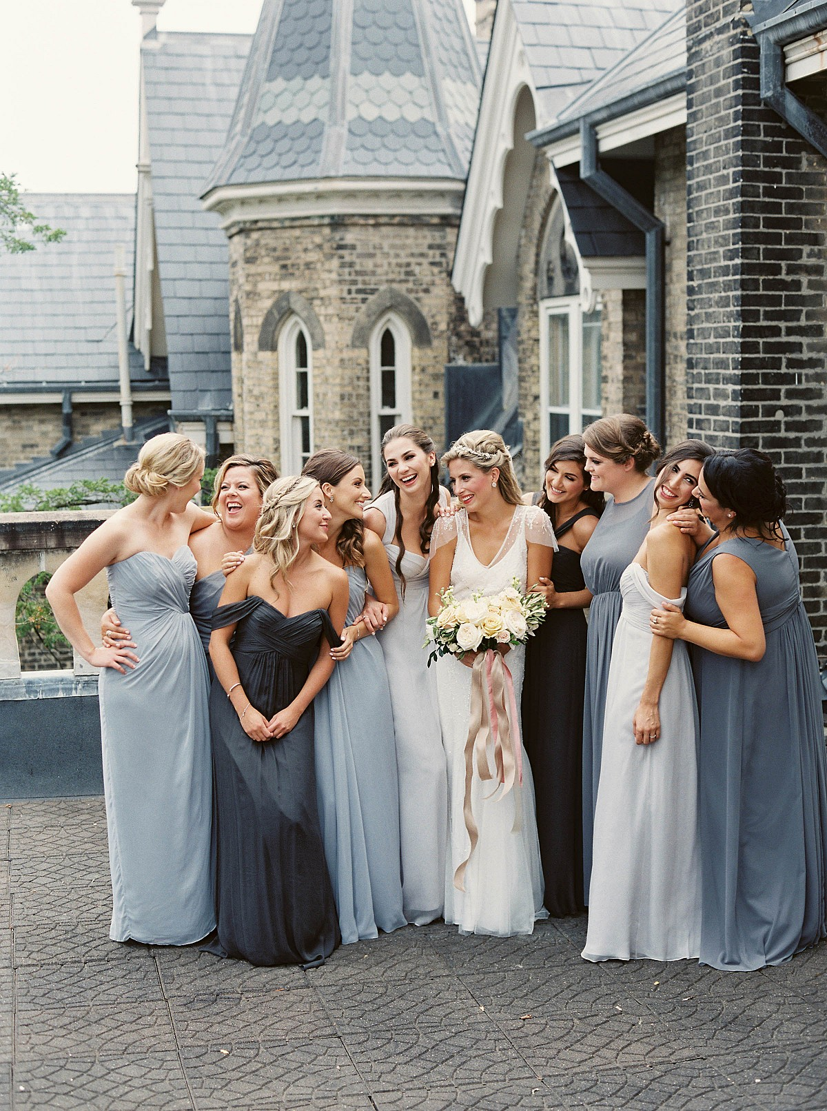 When He Found Her   Our favorite bridesmaid looks