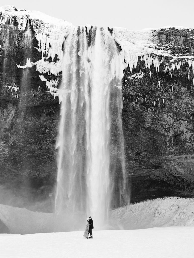 South Shore Tour - Waterfall - Iceland - Brumley & Wells