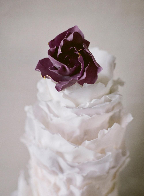 Elegant Tuscany Bridal Style