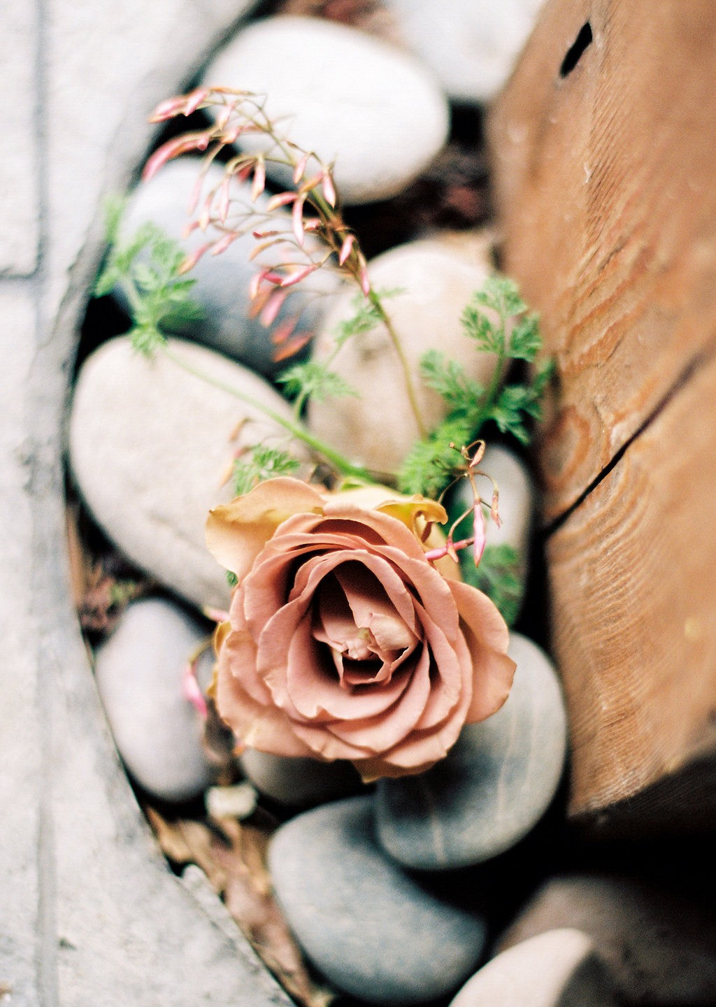 Ethereal and Wintry Wedding by Pam Terpstra | Wedding Sparrow