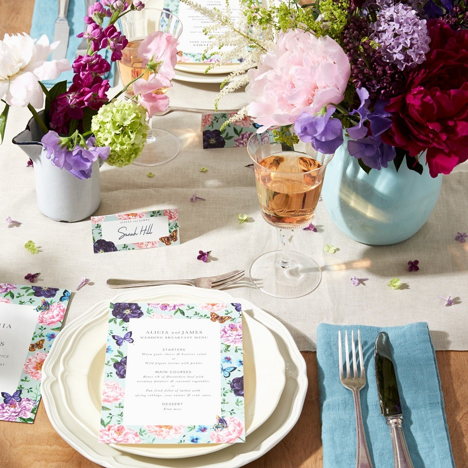 Beautiful Wedding Stationery by Papier