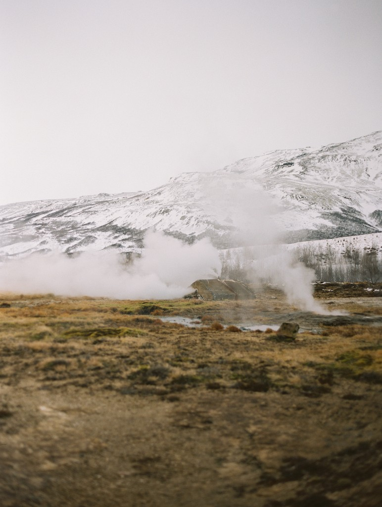 Geyser - Iceland - Brumley & Wells