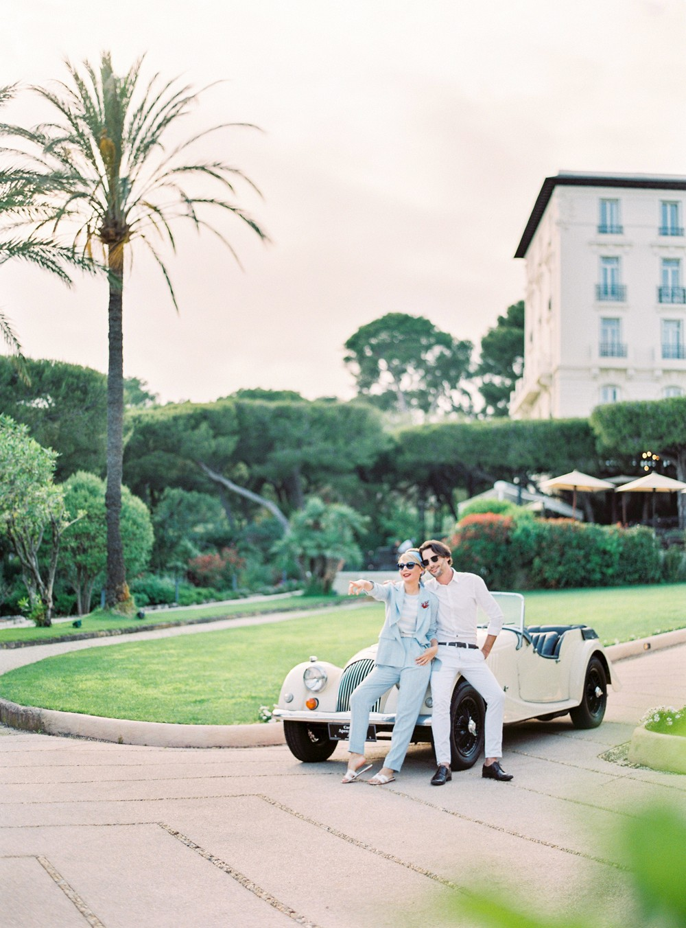TOP 5 TIPS FOR A STYLISH HONEYMOON