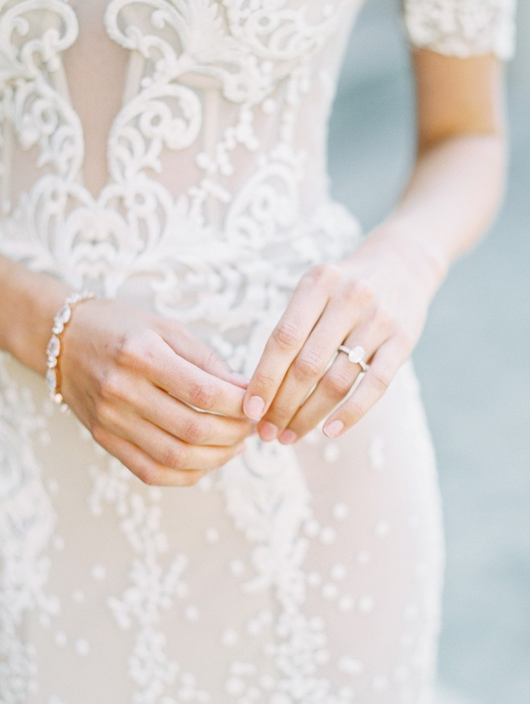 Sophisticated California Wedding with Perfect Bridal Accessories