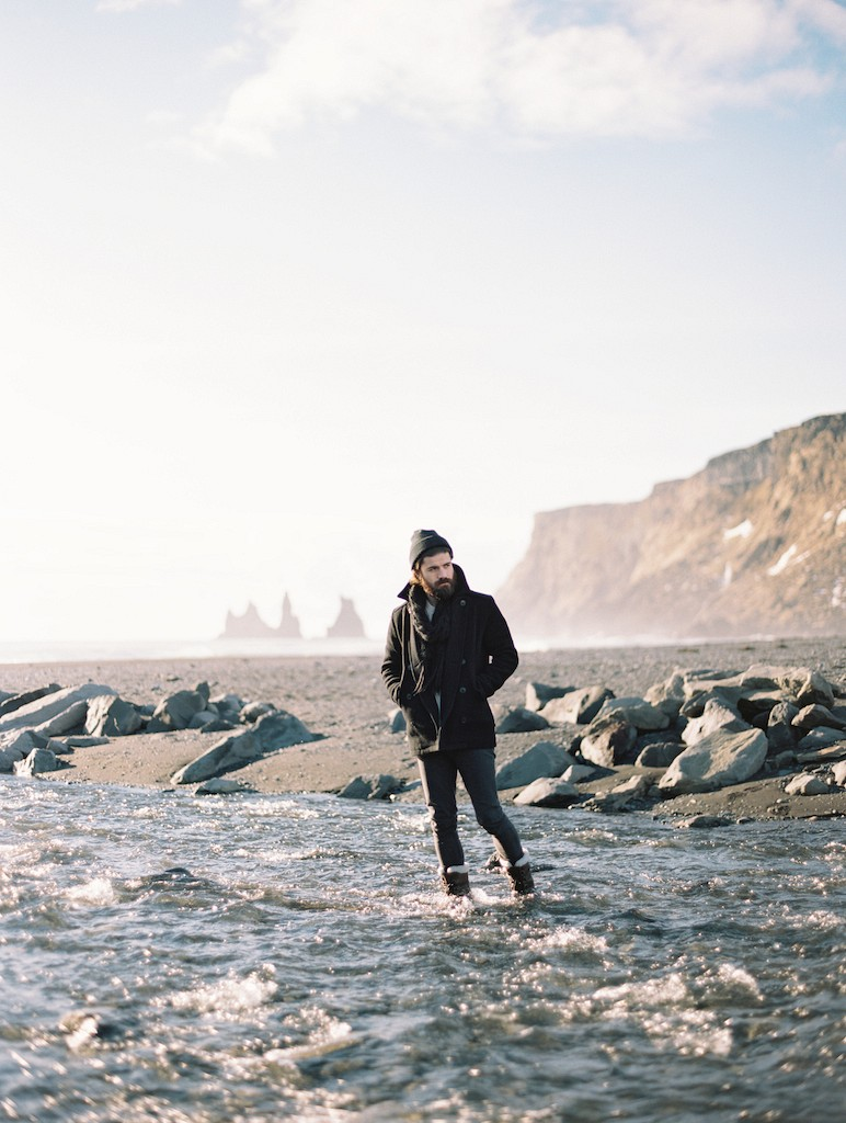 South Shore Tour - Vik Black Sand Beach - Iceland - Brumley & Wells