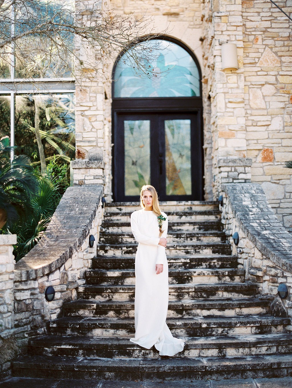 Texas Greenhouse Wedding Inspiration