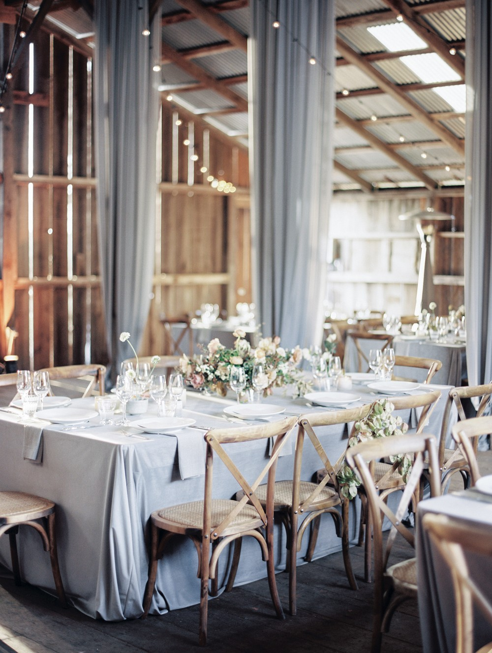 Contemporary Jewish Wedding with Bronze and Grey Details