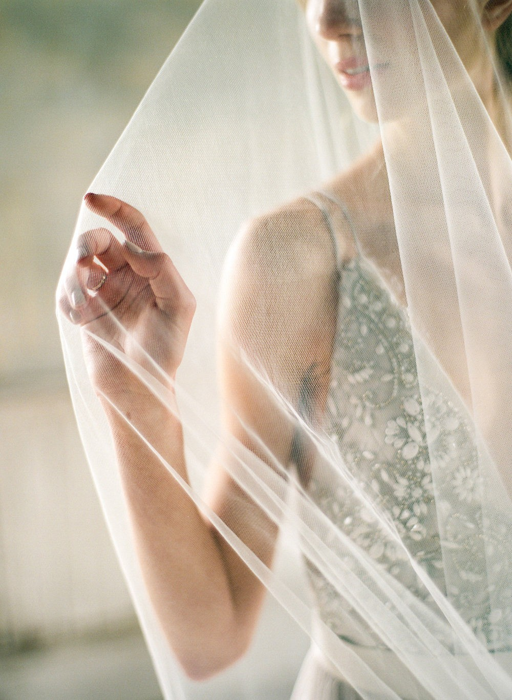 Moody and Ethereal Bridals