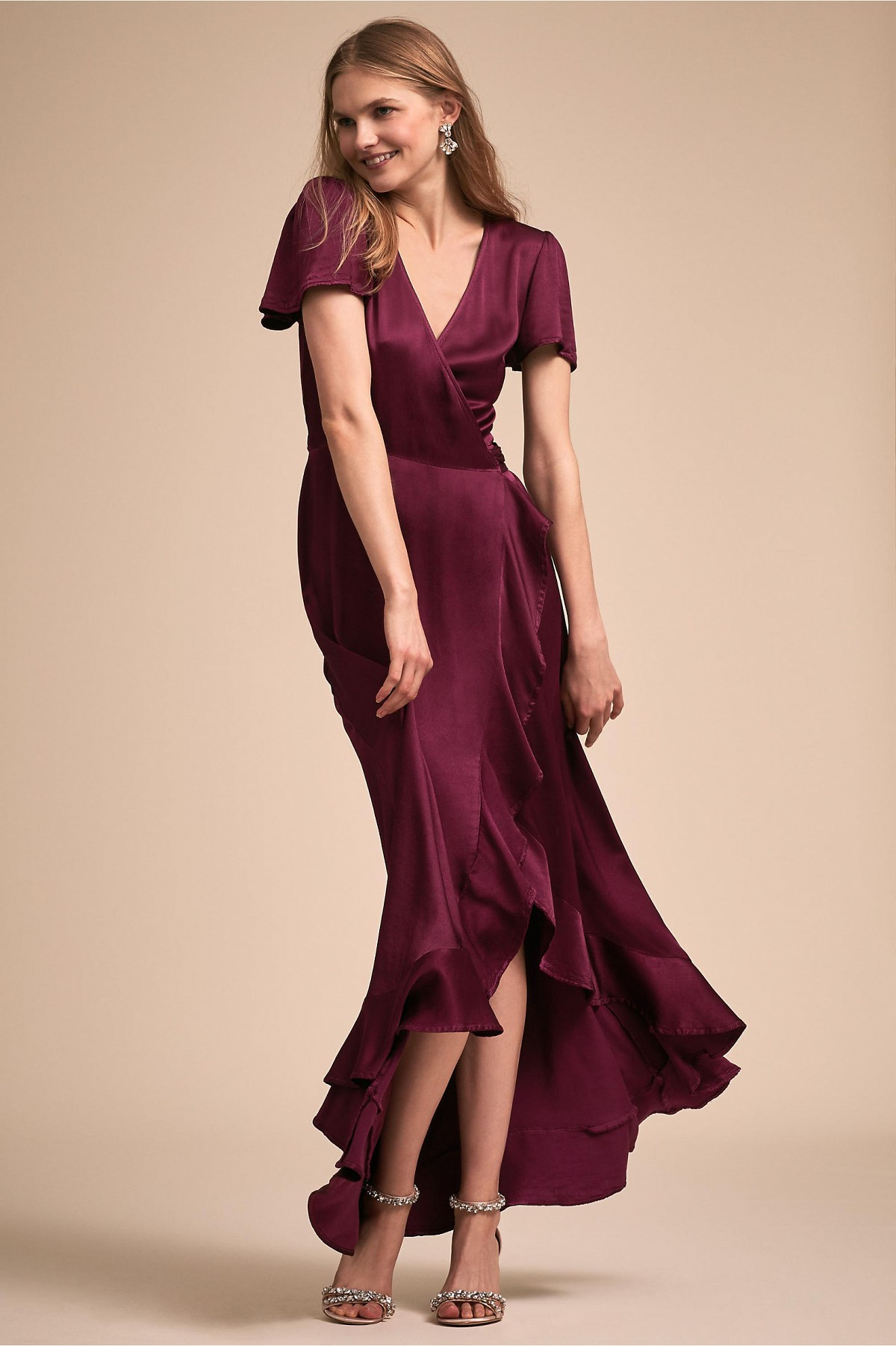 Bridesmaid dresses by seasons - Wedding Sparrow