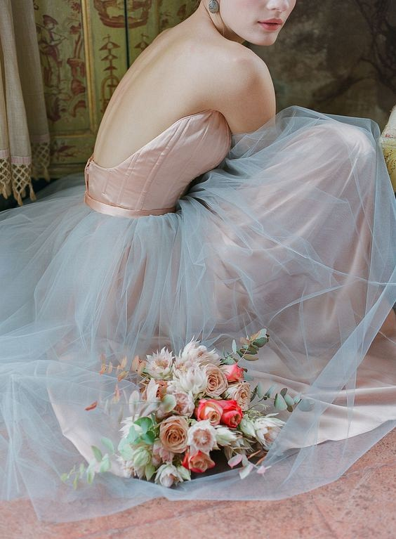 Best 25 Wedding Dresses for the fine art bride - Emily Riggs