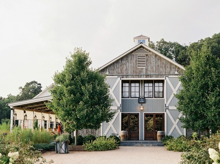 Pippin Hill Farm - Virginia wedding venue