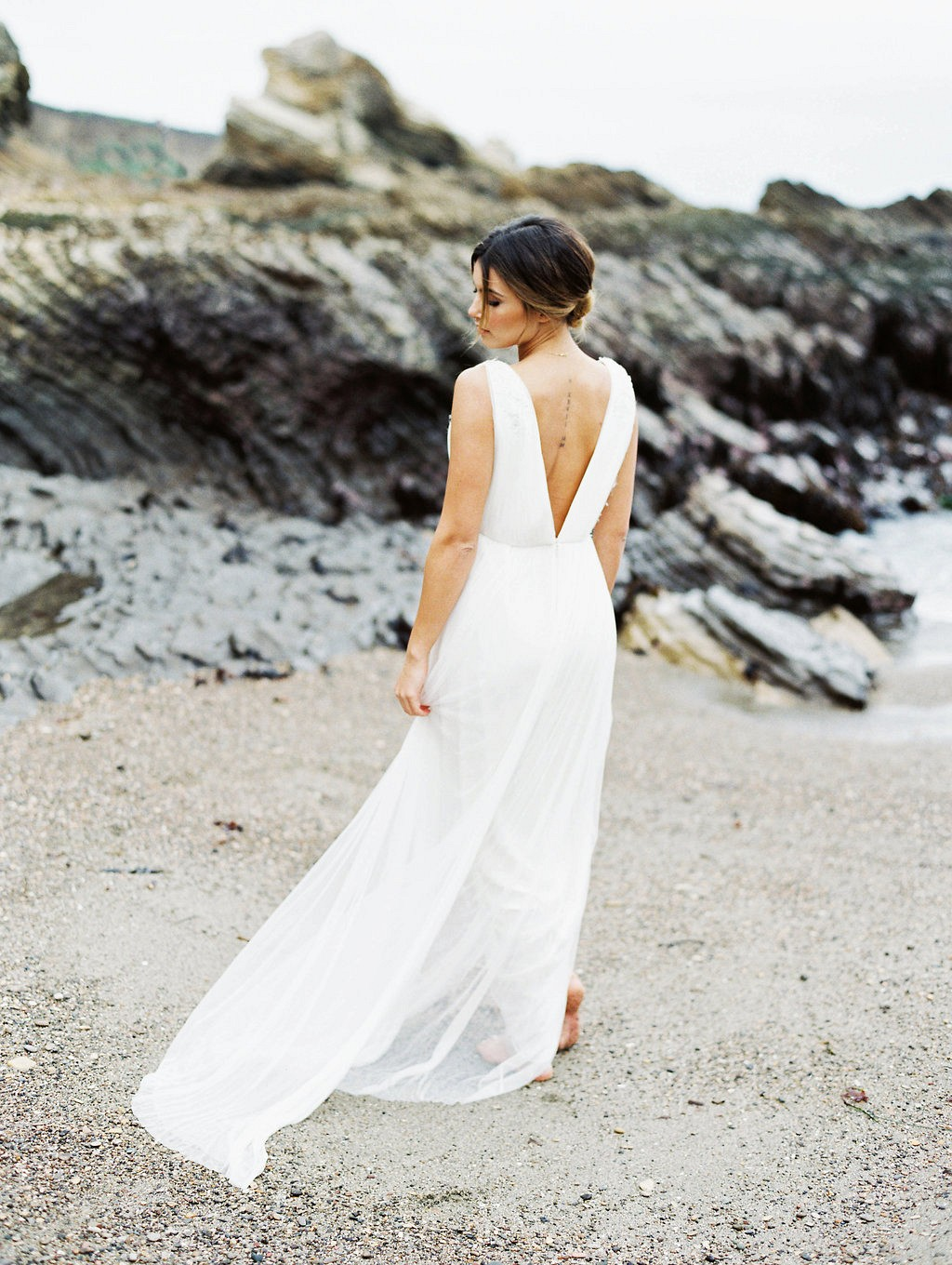 Rammy and Taylor's California Coast Elopement