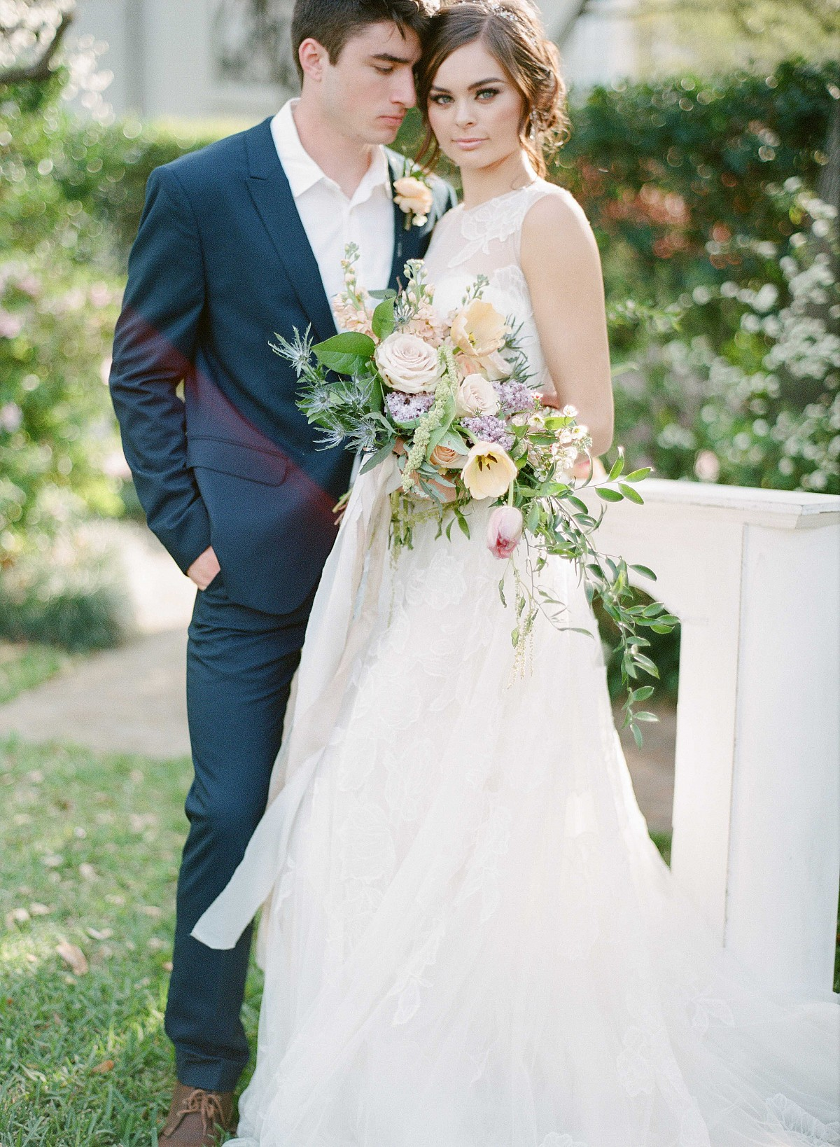 Fresh Spring Wedding Inspiration from Amanda Watson Workshops