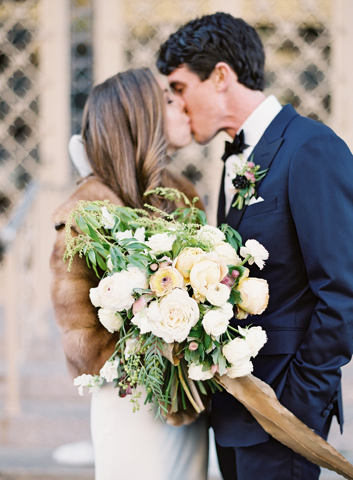 Urban Real Wedding with Rich Tones