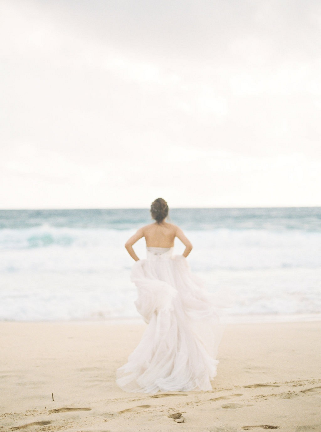 Lin and Hailong's Oahu Island Elopement