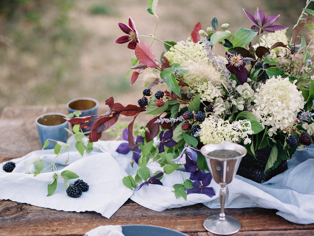 Rustic Blackberry Farm Inspired Wedding ideas