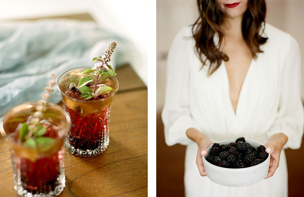 Hosting your first dinner party as newlyweds by Amy Rae Photography   Wedding Sparrow