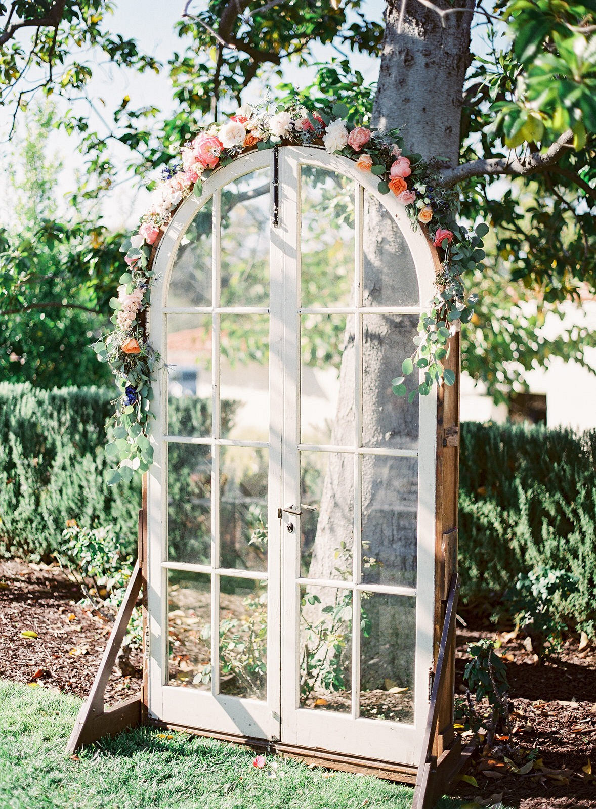 Anisa and Kyle's Summer Garden Wedding