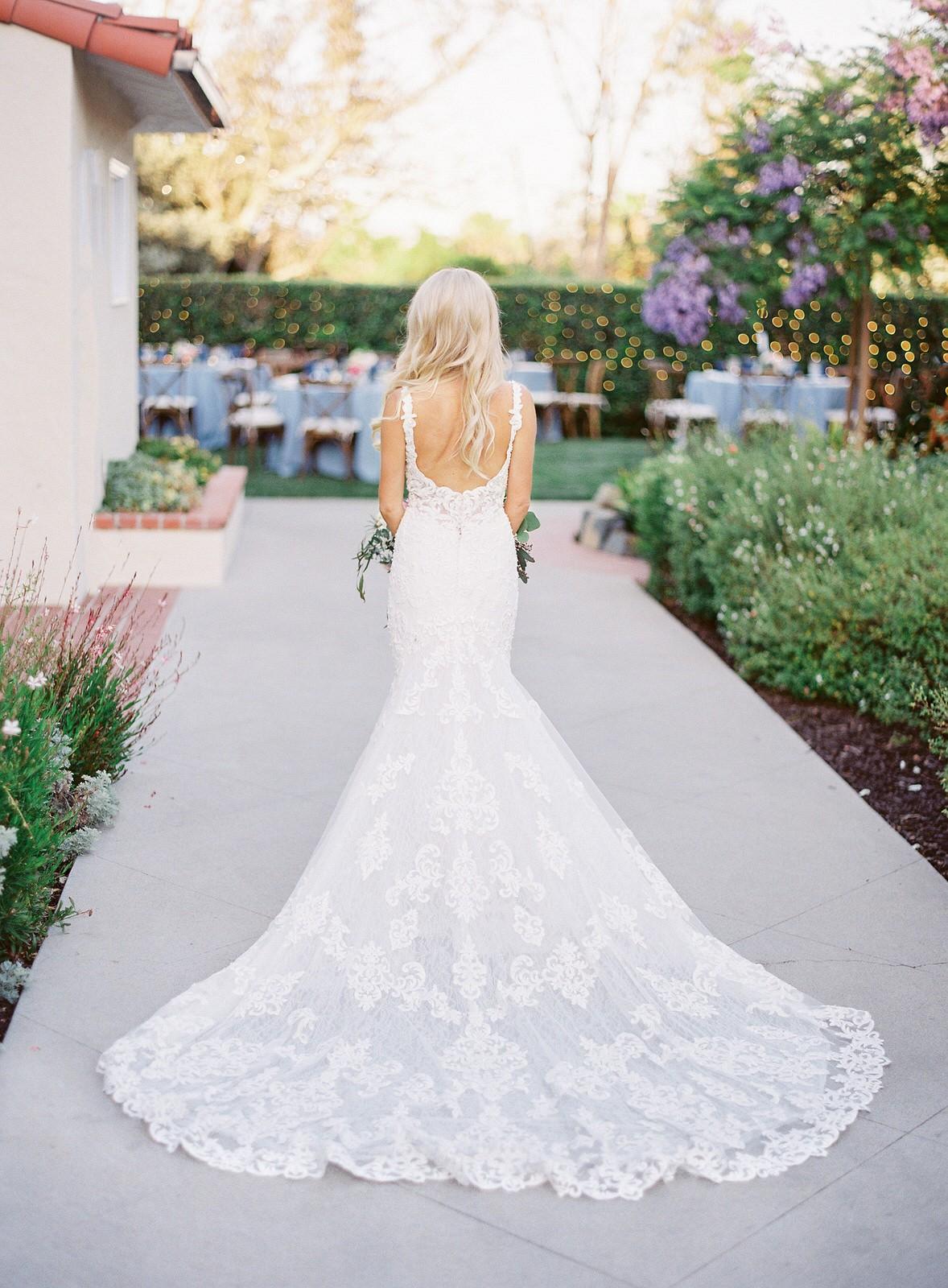 Anisa and Kyle's Summer Garden Wedding