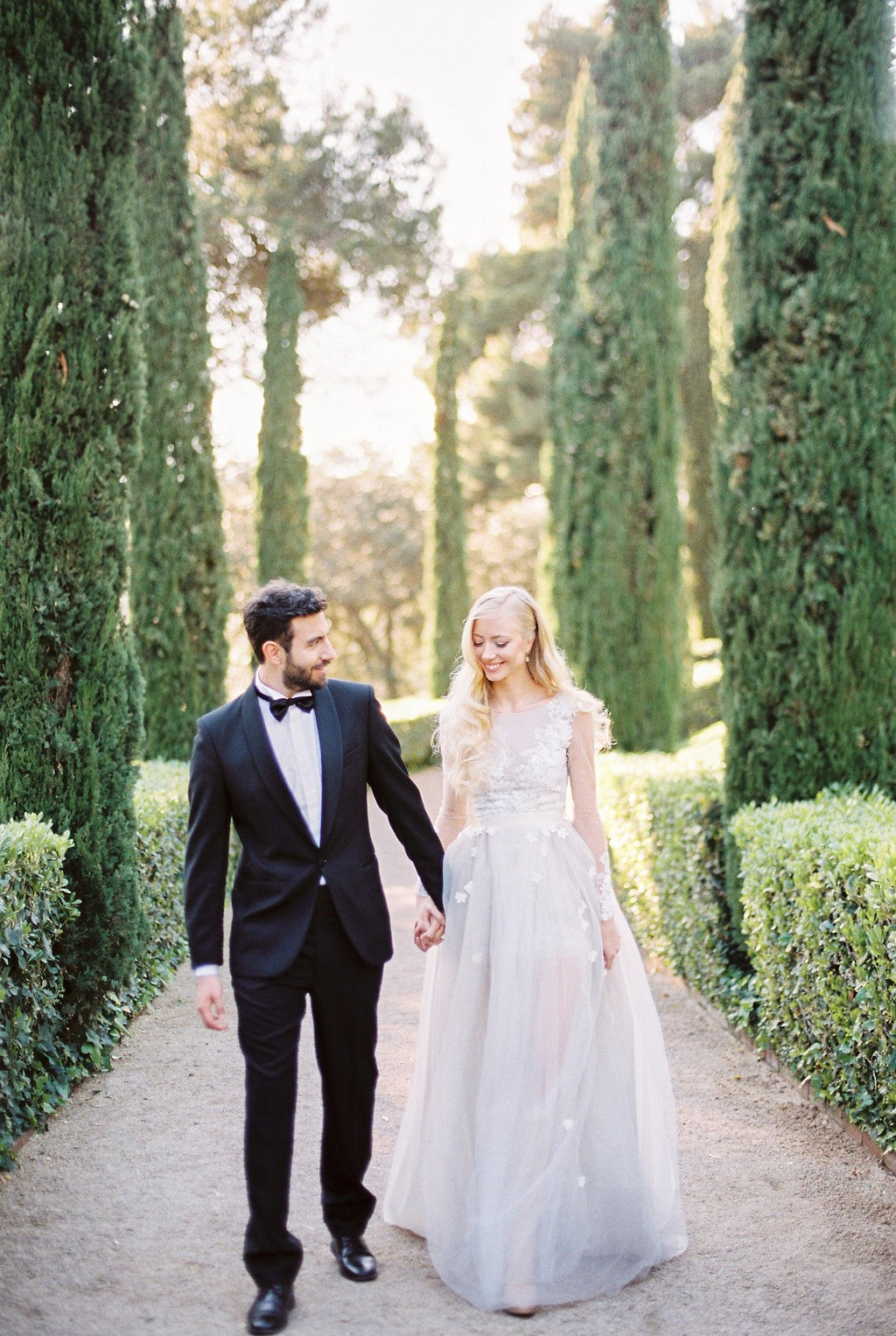 Aristocratic Barcelona Wedding Ideas