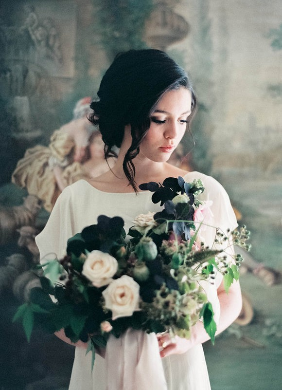 Old World Wedding Inspiration