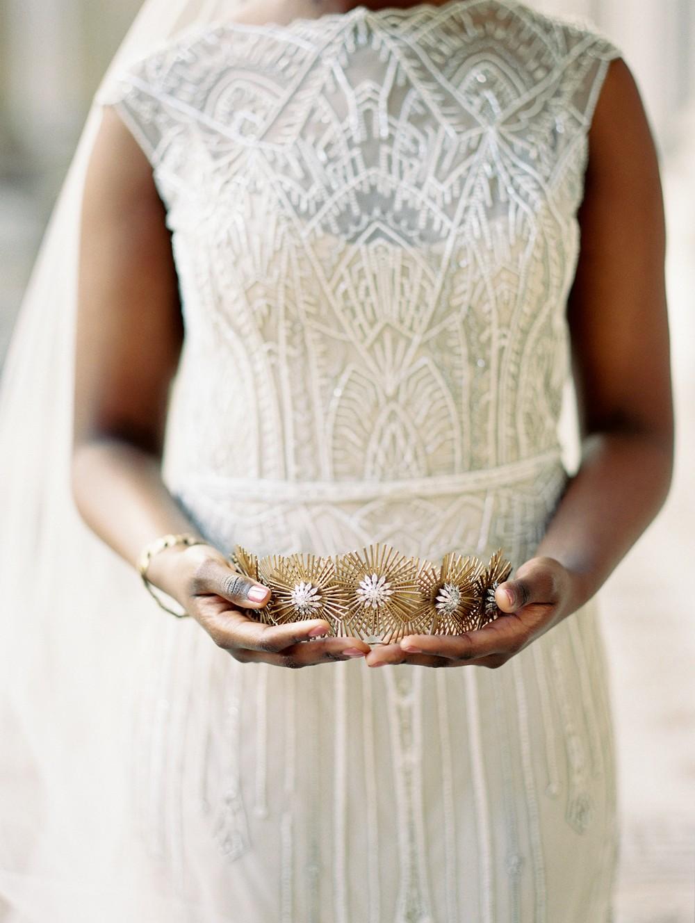 Queen of Sheba classic bridals | Wedding Sparrow fine art wedding blog