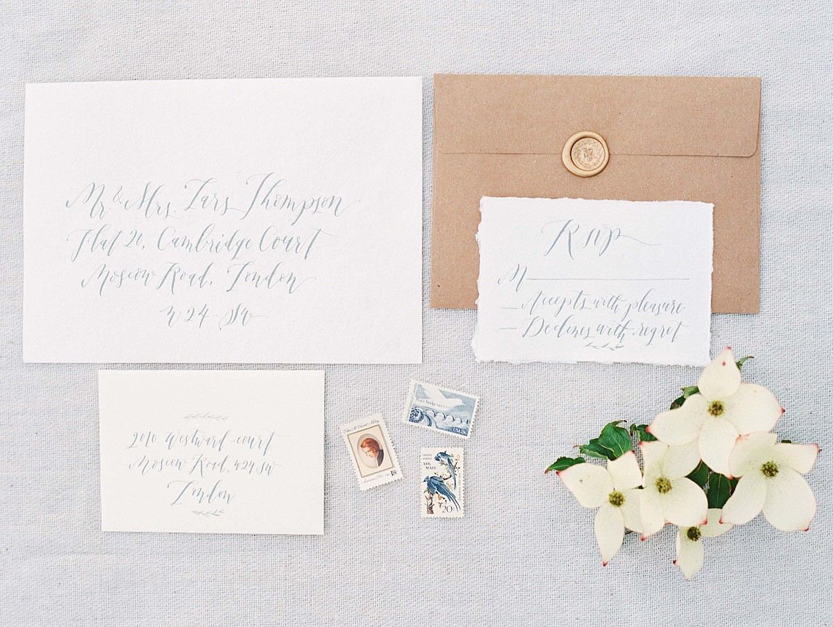 Coastal Wedding Inspiration - D'Arcy Benincosa - La Happy Paper