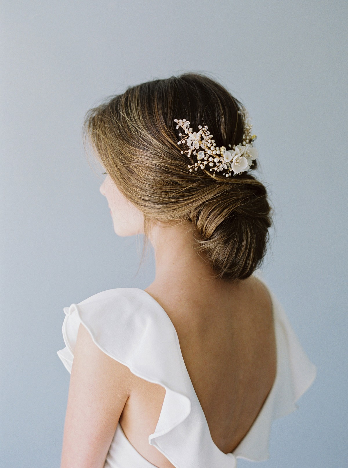 Three Timeless Bridal Hairstyles we love