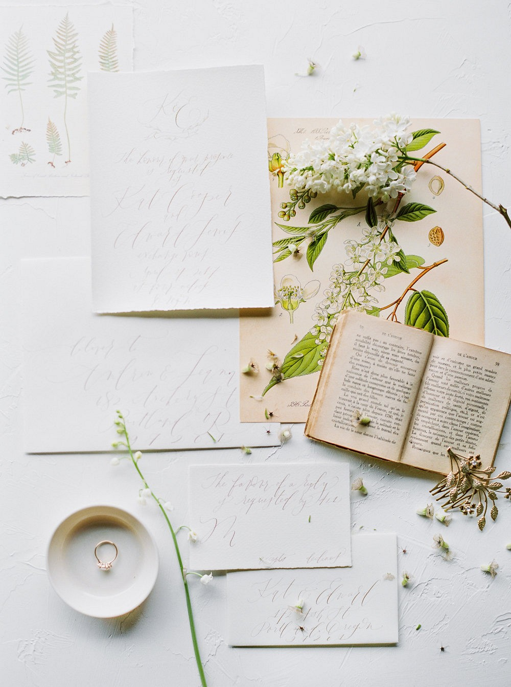 Organic and Earthy Beach Wedding Inspiration