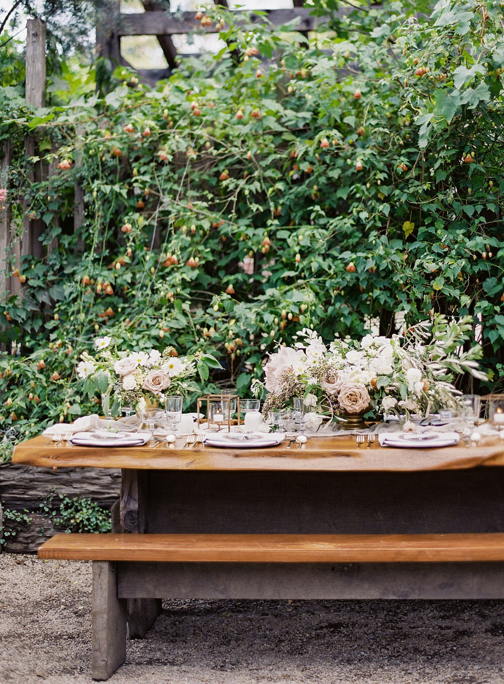 Sun Drenched Organic Big Sur Wedding Inspiration