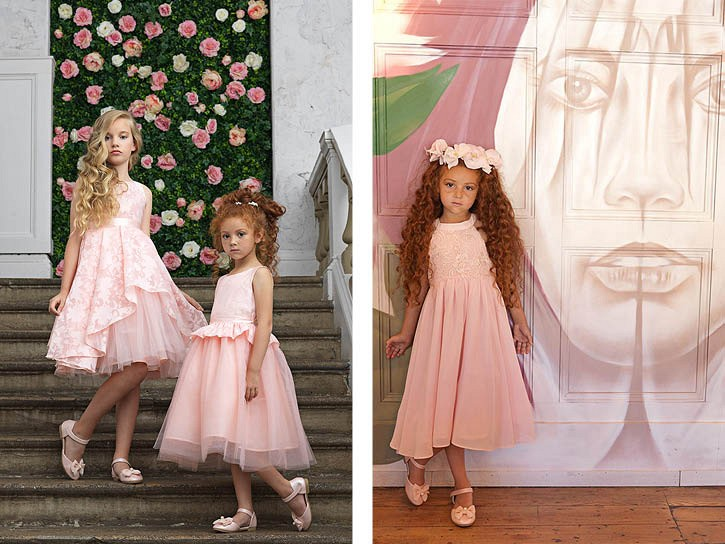 Flower Girl dresses from Roco Clothing