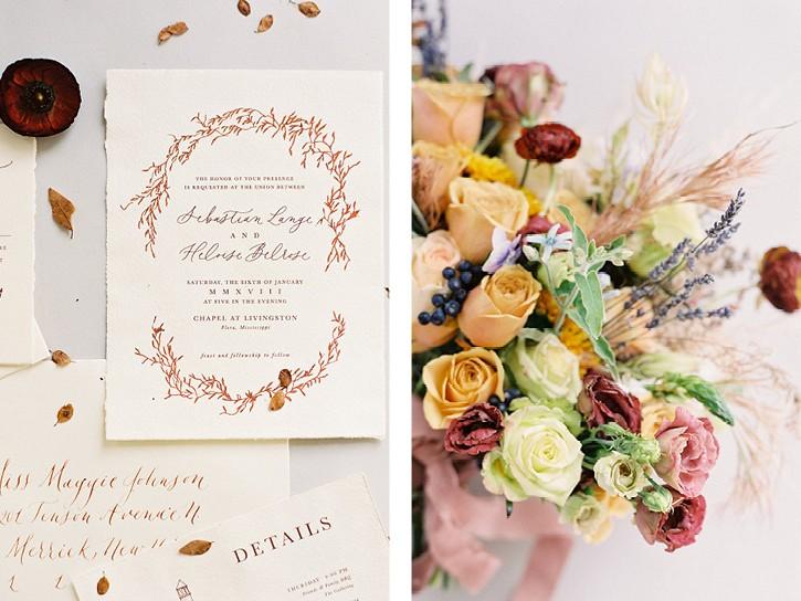 Modern Bohemian Fall Wedding Ideas