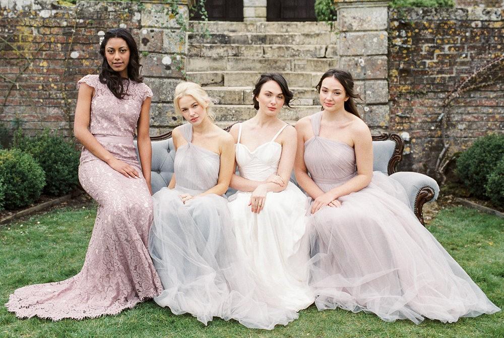 Spring Bridesmaids Dress Inspiration
