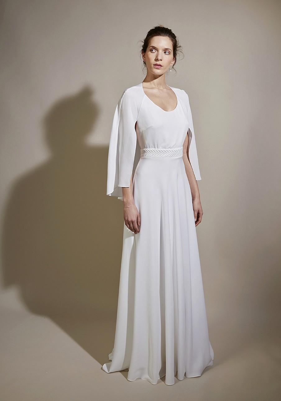 ANNE DE LAFFOREST WEDDING DRESSES