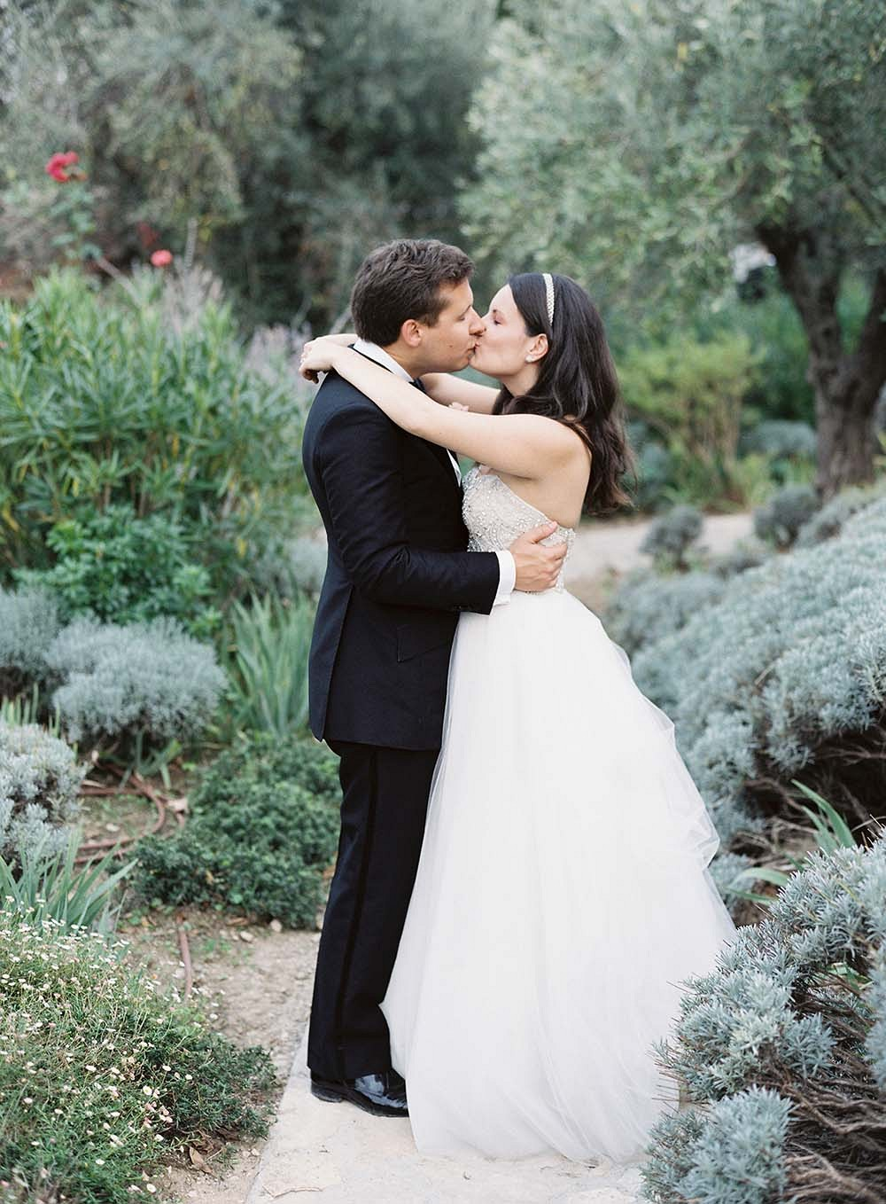 Carolina and Greg's Elegant French Riviera Wedding
