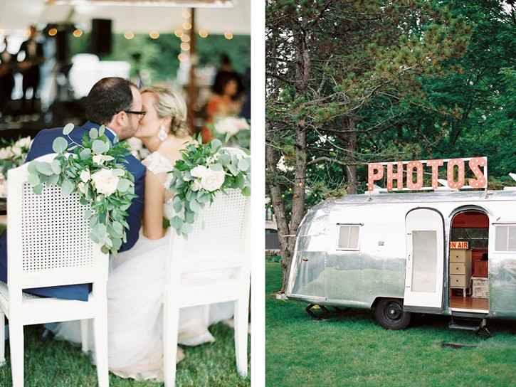 Romantic Outdoor Private Estate Wedding
