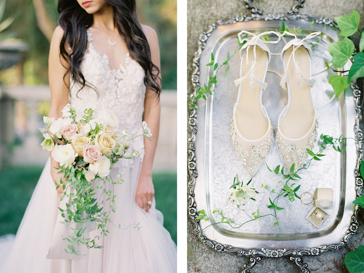 Modern Fairytale Wedding Inspiration at Kimberly Crest
