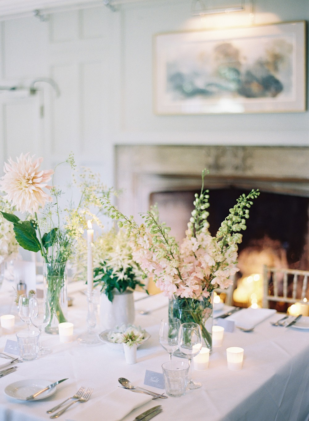 Joyce and Stephen's Ethereal Floral Wedding