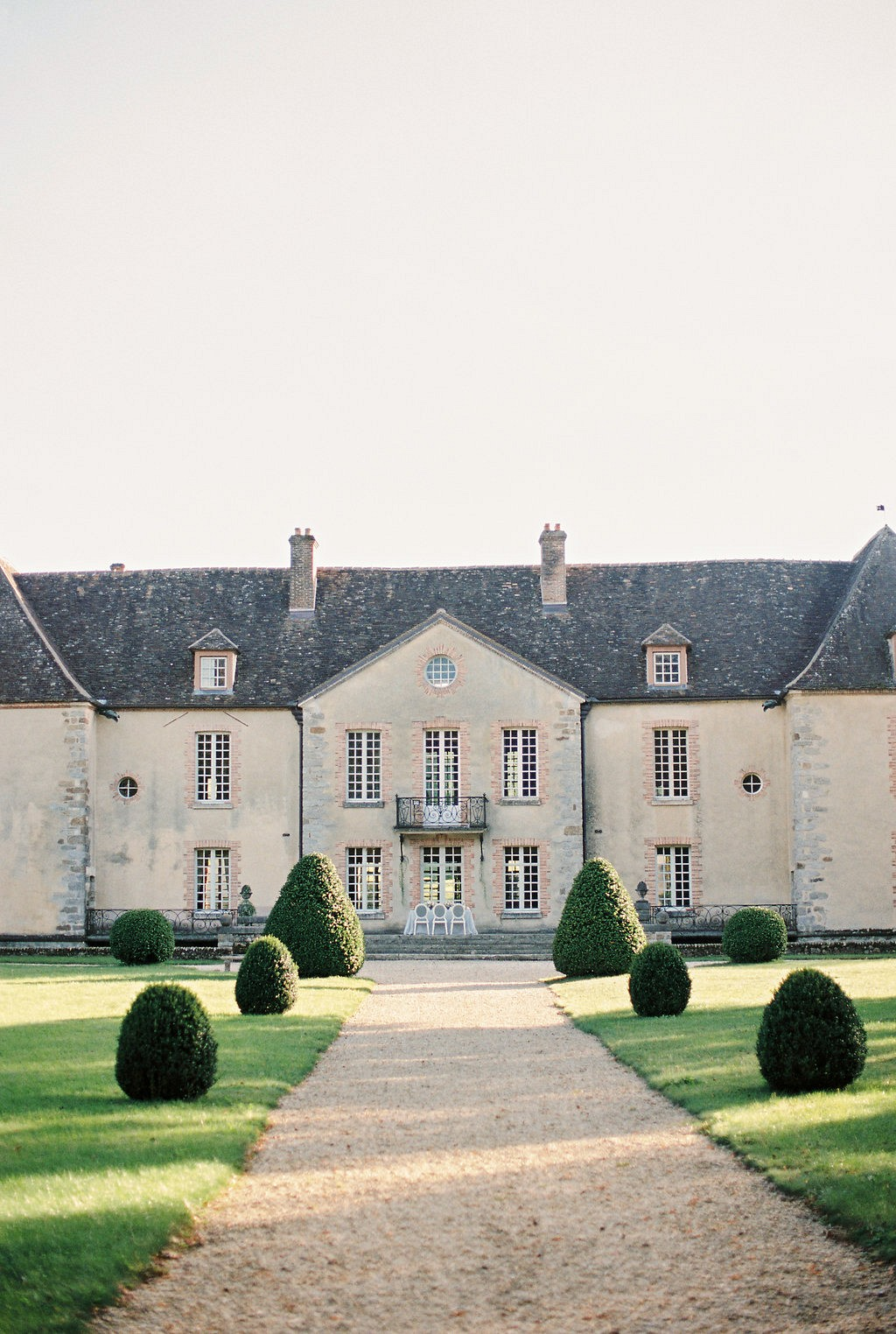Organic French Chateau Inspiration