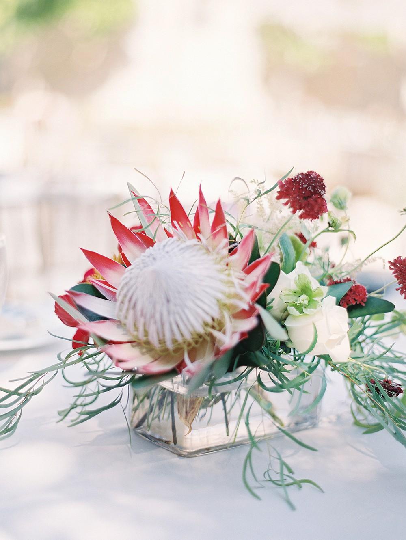 A Chic Garden Wedding in Beverly Hills